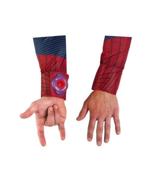 Adult The Amazing Spiderman Light Up Web Shooter
