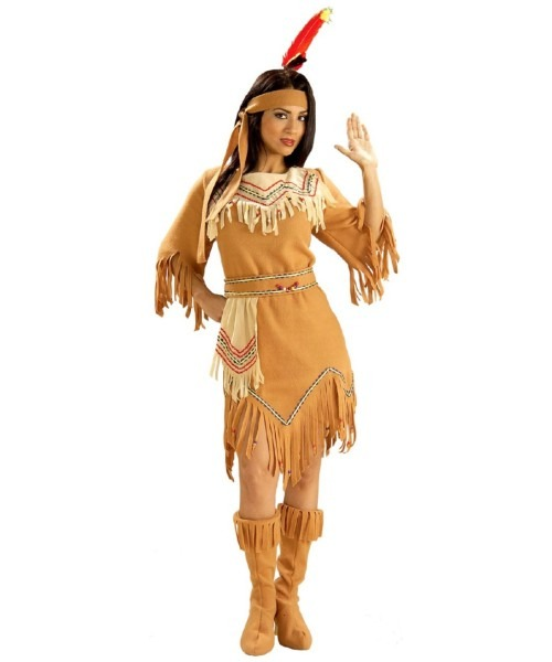 Native American Maiden Indian Costume