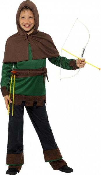Robin Hood Boys Costume
