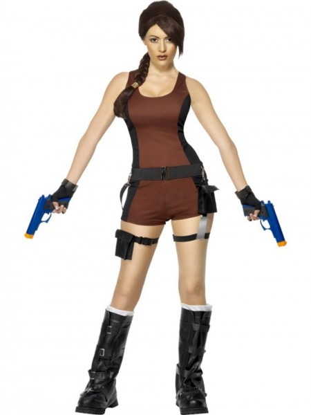 Lara Croft Tomb Raider Underworld Costume