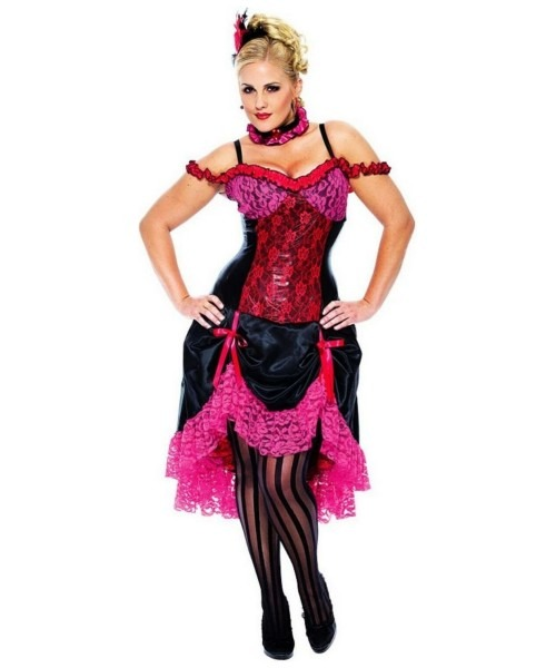 Madame Can Can Costume