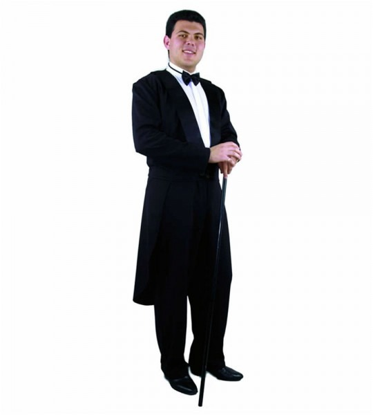 Magician Costumes (for Men, Women, Kids)
