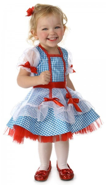 The Wizard Of Oz Dorothy Costume By Princess Paradise