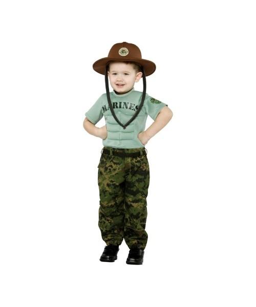 Marine Infant Costume