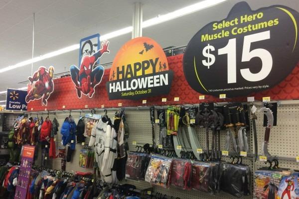 Marvel Halloween Costumes At Walmart