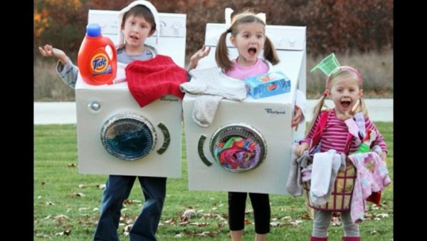 Funny And Creative Halloween Group Costumes