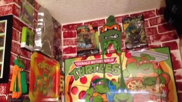 Teenage Mutant Ninja Turtles Room