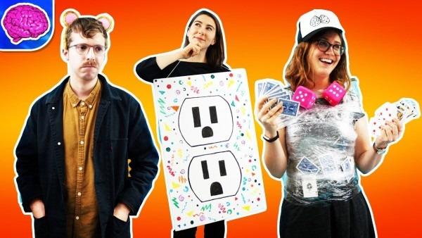 7 Super Easy & Hilarious Halloween Costumes