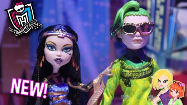 Monster High Doll Reveals Toy Fair Nyc 2015