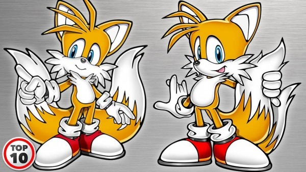 Top 10 Facts About Tails The Fox
