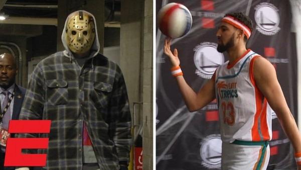 Lebron James, Klay Thompson Among Best Nba Halloween Costumes