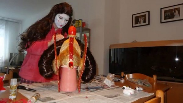 How To Make Queen Amidala Crown