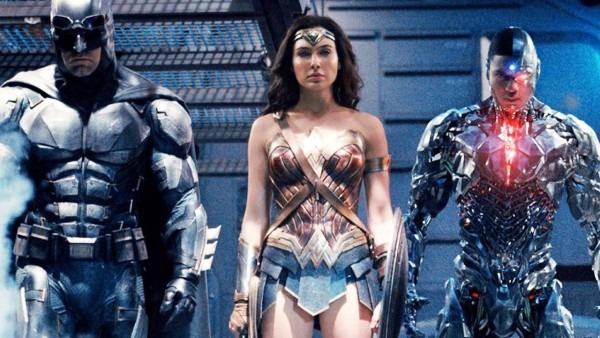 Justice League Wonder Woman Sneak Peek Trailer 2017 Movie