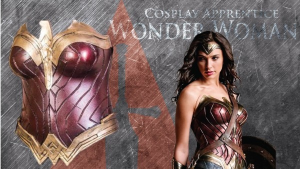 How To Make Wonder Woman Cosplay Armor