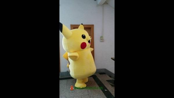 Pikachu Mascot Costume For Sale Pikachu Suit Cartoon Character