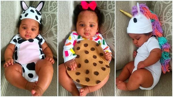 Easy Diy Halloween Costume Ideas For Babies & Kids