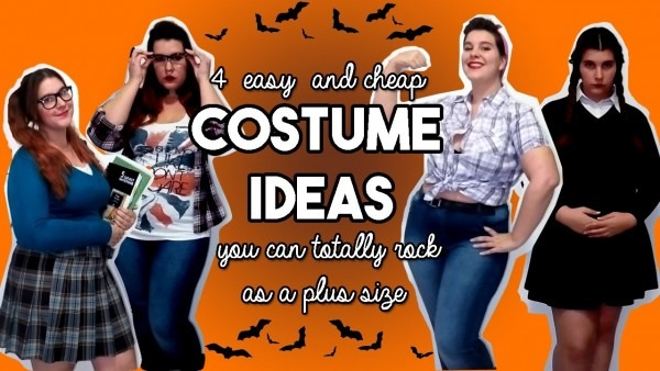 Easy & Cheap Costume Ideas Plus Size Girls Can Totally Rock!