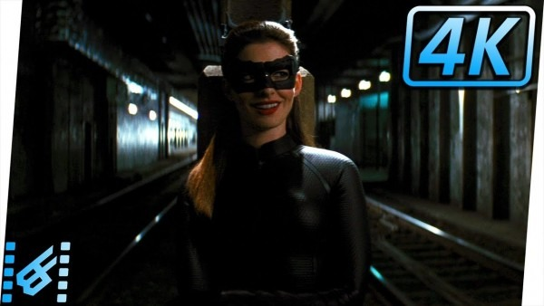Batman & Catwoman Tunnel Scene