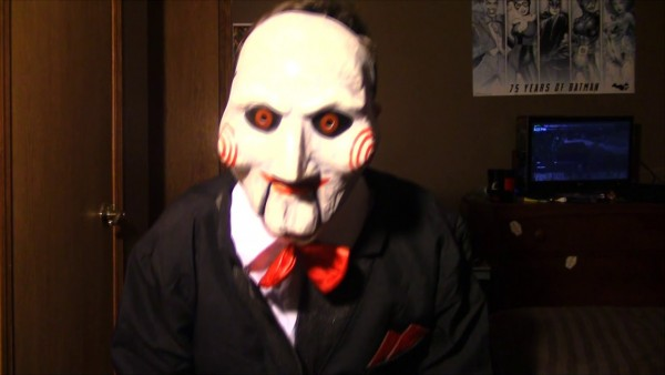Officially Licensed Saw Billy The Puppet Costume Review