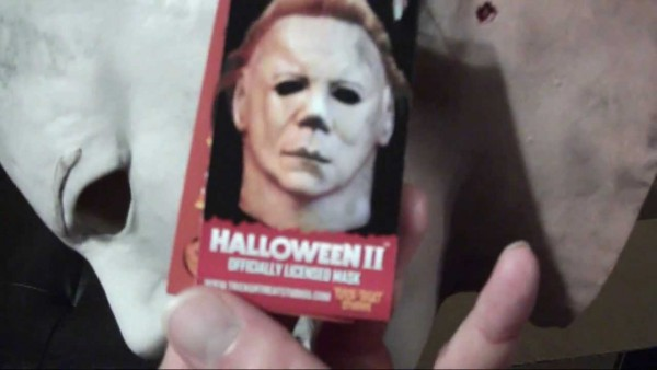 Look What Just Came In The Mail Today Michael Myers Mask Halloween
