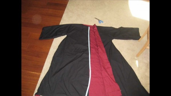 How To Make A Harry Potter Robe