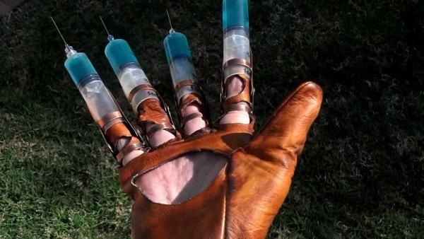Freddy Krueger (needle Glove) By Terrorgloves