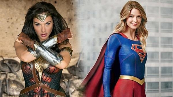 Wonder Woman & Supergirl