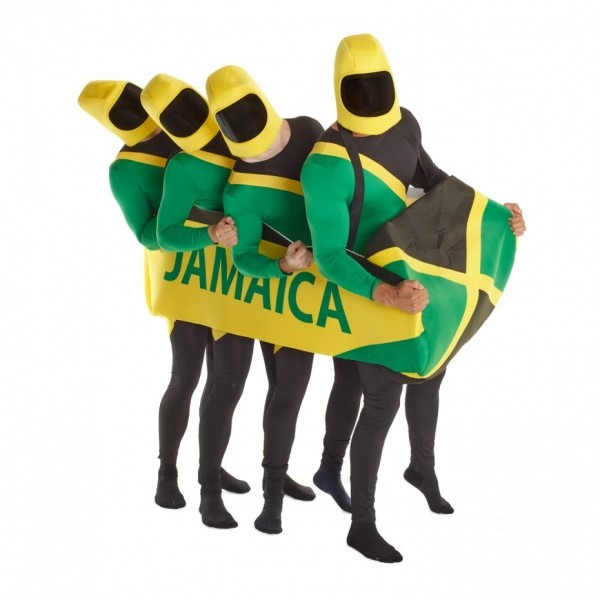 Jamaican Bobsleigh (bobsleigh Only)