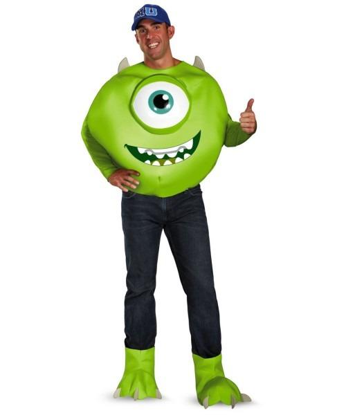 Disney Monsters University Mike Adult Costume