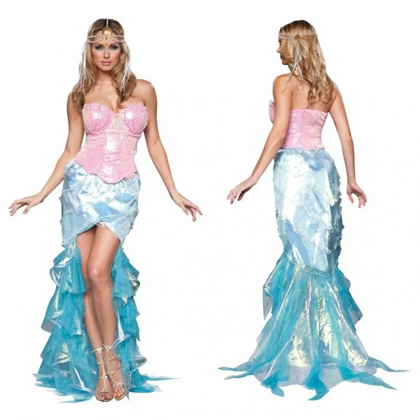 Super Adult Mesmerizing Mermaid Outfit