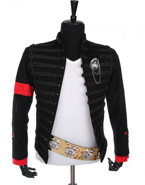 Michael Jackson Award Ceremony Hussar Jacket
