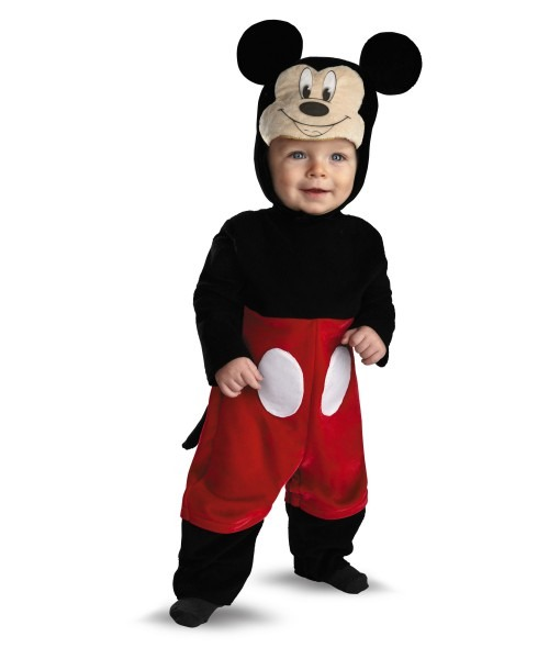 Mickey Mouse Baby Disney Costume