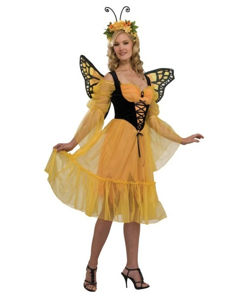 Butterfly Monarch Adult Costume