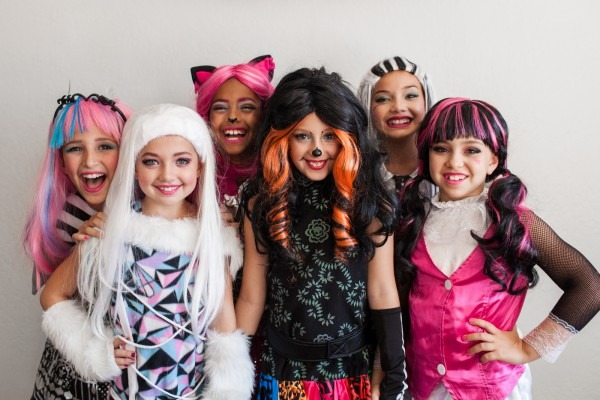 Monster High Halloween Party!