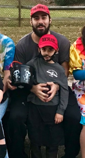 Parents Get Surprised By Their Kid's Halloween Costume Idea, And