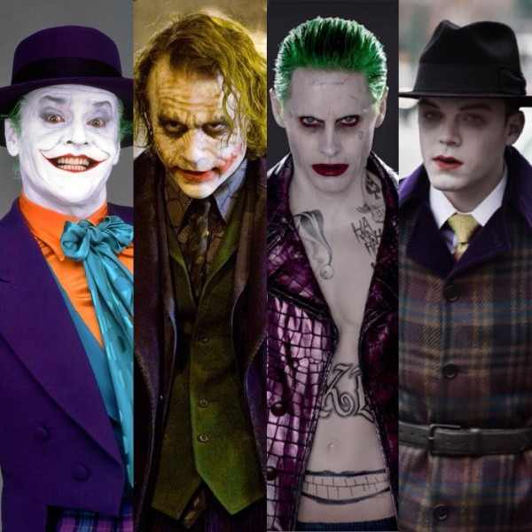 Spoiler] Who Do You Think The Best Joker Is And Who Has The Best
