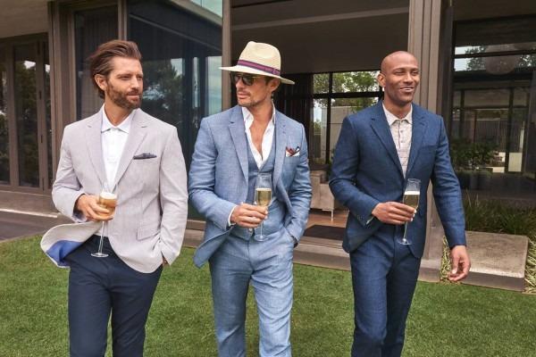 How To Dress For A Wedding With David Gandy