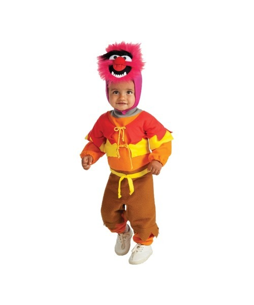Muppets Animal Baby Movie Halloween Costume