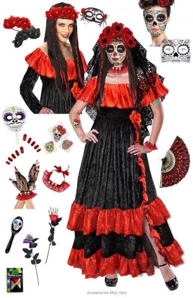 5x Halloween Costumes