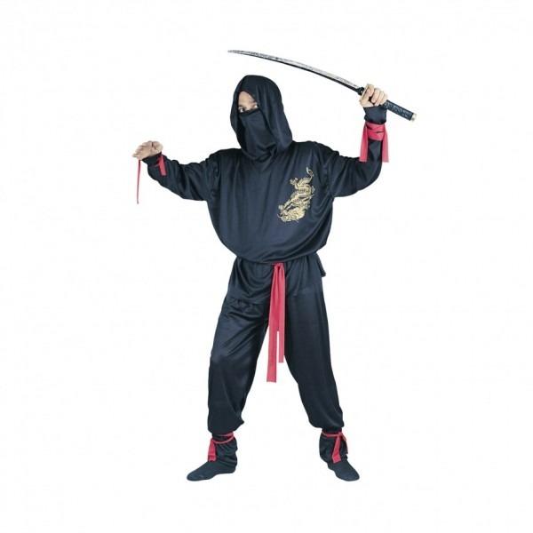 Adult Fighter Ninja Costume