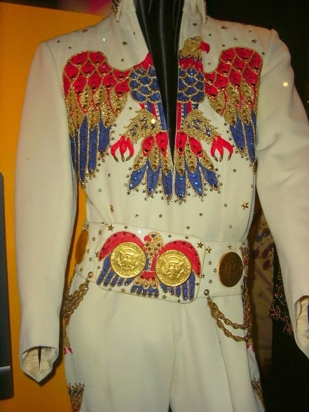 Elvis Presley Jumpsuit American Eagle Cape And 50 Similar Items