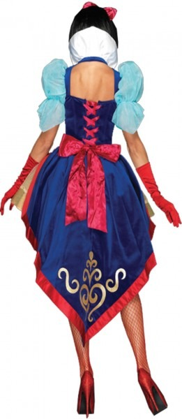 Sexy Deluxe Snow White Costume N6784