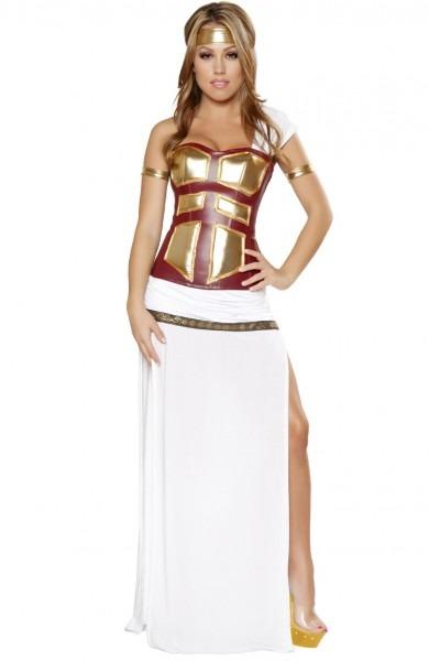 Spartan Warrior Queen Costume N7445