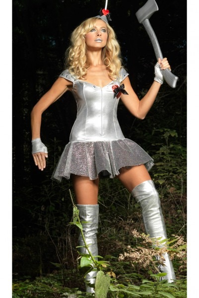 Tempting Tin Man Costume N1691