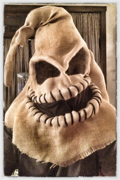 Oogie Boogie A Nightmare Before Christmas Costume One