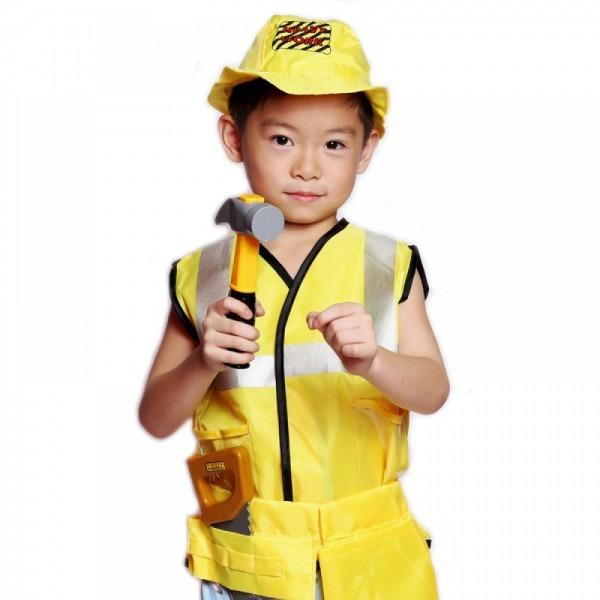 Engineer Costume For Kids Role Play And Fancy Dress Competitions