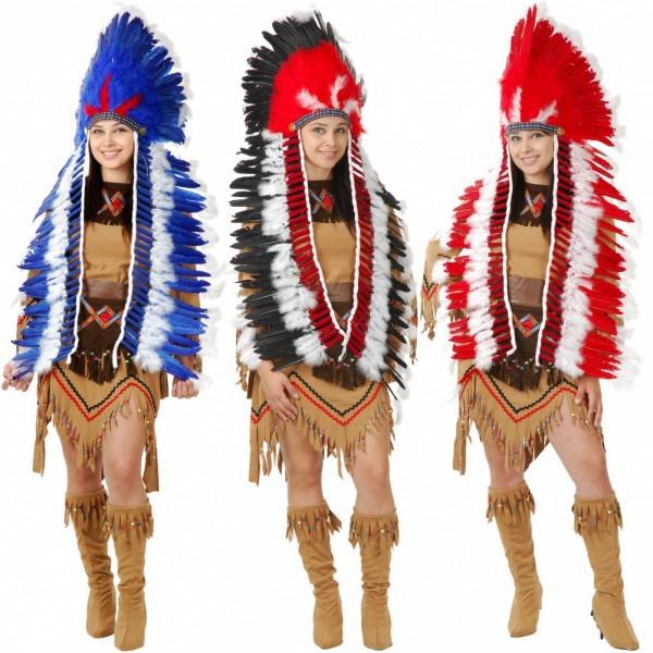 Indian Headdress Indian Chief Headdress