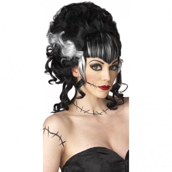 Monster's Mistress Wig Bride Of Frankenstein Wig