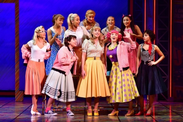 Grease At The Alhambra Theatre, Bradford
