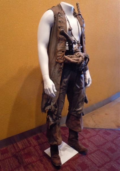 Zombie Quartermaster Costume From Pirates Of The Caribbean On
